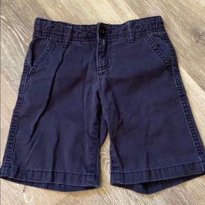 Boys shorts . Crazy 8 . Size 4t